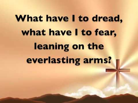David Crowder* Band: Leaning on the Everlasting Arms/'Tis so sweet to trust in Jesus (Medley)