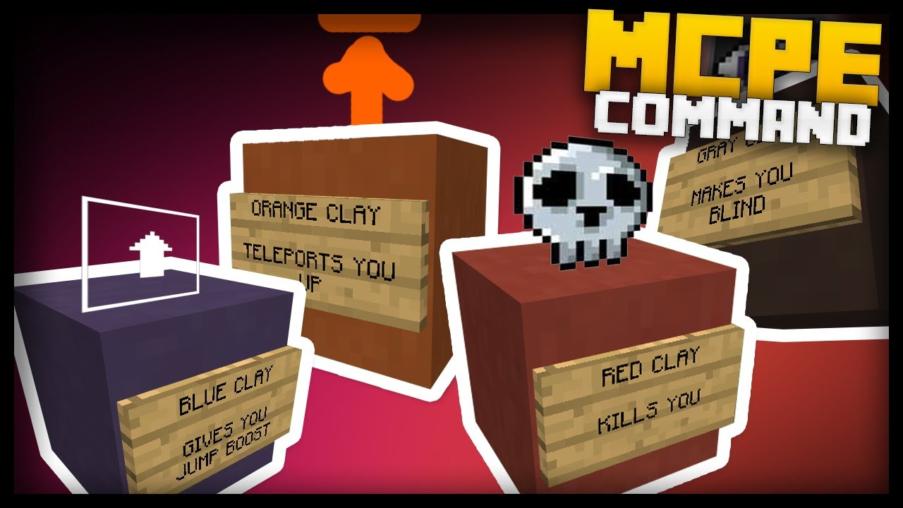 Mcpe how to make parkour blocks with one command block youtube mcpe how to make parkour blocks with one command block sciox Image collections