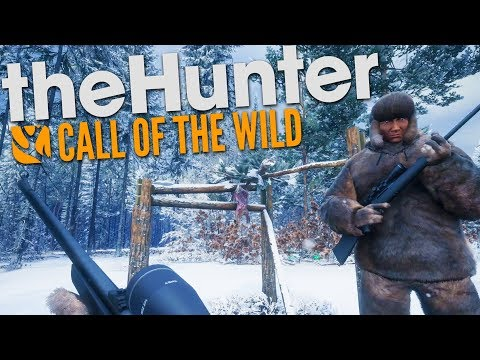 The Hunter Call Of The Wild | TRAPS AND OLD HISTORY!! (DLC)