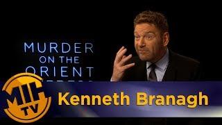 Kenneth Branagh Murder on the Orient Express Interview