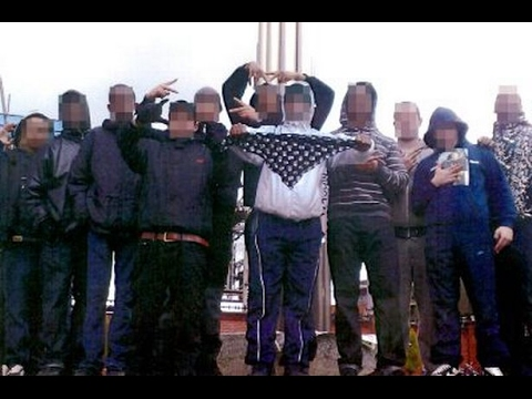 "Gang Wars: ""Bronx of Britain"" - Manchester, UK Gangs"