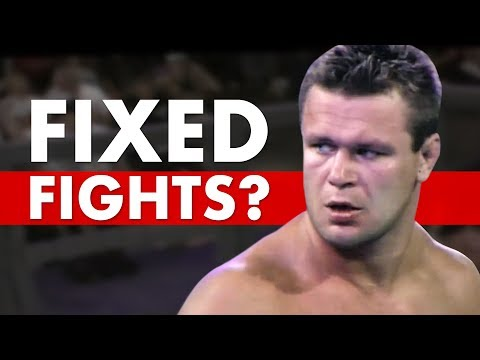 10 Allegedly Fixed Fights in MMA History