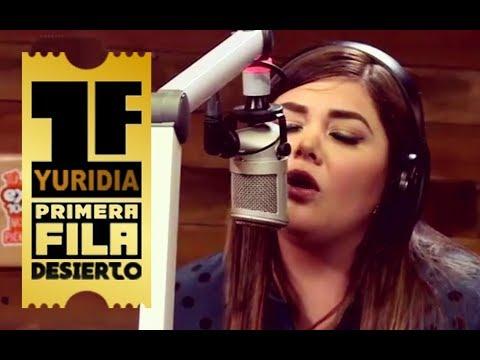"""Yuridia - """"Amigos No Por Favor"""" (Versión Acústica) / Primera Fila"""