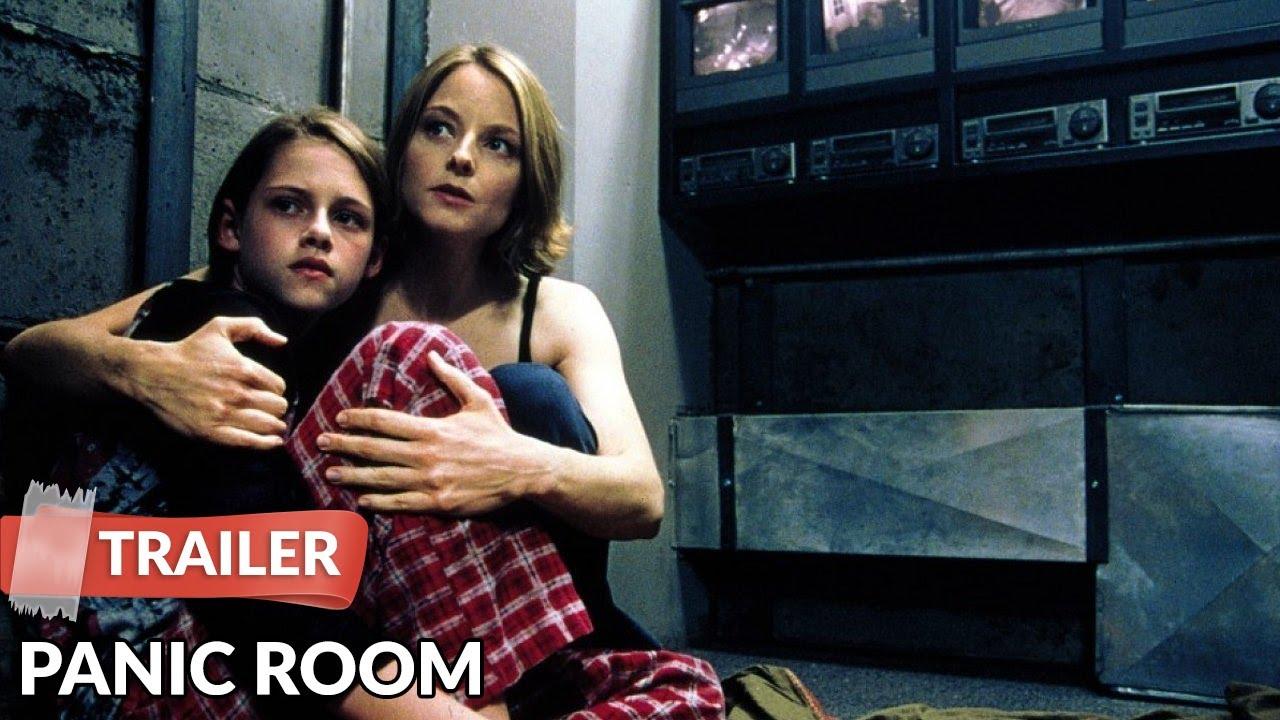 Panic Room 2002 Trailer Hd Jodie Foster Kristen Stewart Youtube