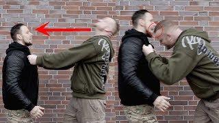 Kopfnuss / Defense Against Headbutt - So kann ich mich schützen in der Selbstverteidigung