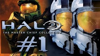 Halo 2: The Master Chief Collection Gameplay German #1 - Let