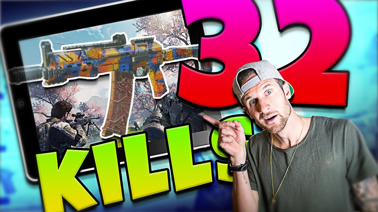 32 KILLS in CALL OF DUTY MOBILE thumbnail