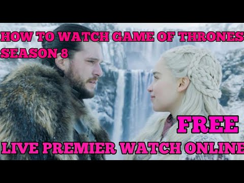 HOW TO WATCH GAME OF THRONES SEASON 8 LIVE IN INDIA