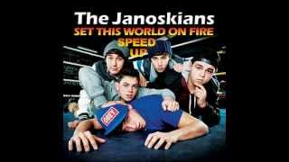 The Janoskians - Set This World On Fire (Speed Up) (No Chipmunk Voice)
