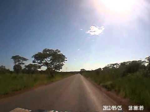 Dash cam video of Banfora to Bobo-Dioulasso (Burkina Faso)