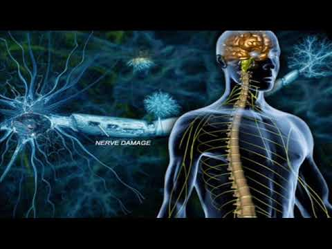 NERVE REGENERATION FREQUENCY 528 Hz HEALING FREQUENCY MUSIC, BINAURAL BEATS POSITIVE TRANSFORMATION