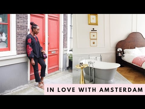 VLOG | In Love With Amsterdam | Kristabel