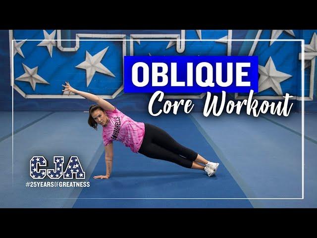 Oblique Core Workout