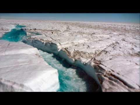 Larsen C of Antarctica Iceberg The crack in this Antarctic ice shelf just grew by 11 miles