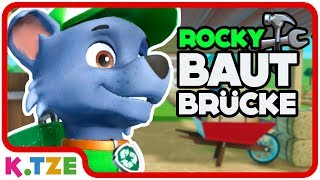 Rocky baut Brücke? 🐶🛠 Paw Patrol im Einsatz - Deutsch | Nintendo Switch Spiel