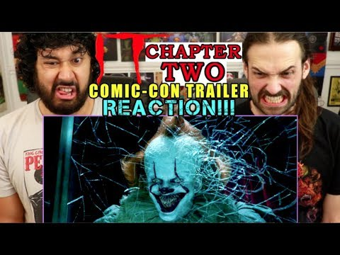 Download IT CHAPTER 2 | FINAL TRAILER (Comic-Con) - REACTION!!!