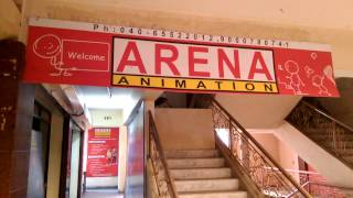 Arena Animations in Mehdipatnam Hyderabad 360°view Yellowpages in