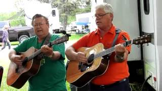 Buddy Boutilier & Allie McNeil - We Missed You In Church On Sunday