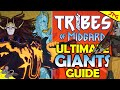 Tribes Of Midgard Ultimate Guide To Giants! Rewards And Top Tips About Taking On All 4 Gods!