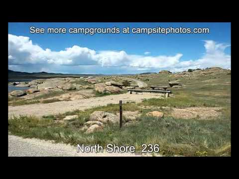 North shore campground eleven mile state park colorado for 11 mile reservoir fishing report