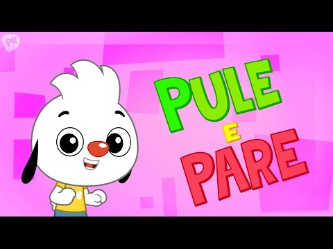 Pule e Pare | Eu Amo Aprender | Músicas para Crianças | PlayKids