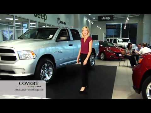 Covert Chrysler Dodge Jeep Ram