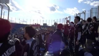2014/3/22 ロッテ新コール 『千葉ロッテ!We