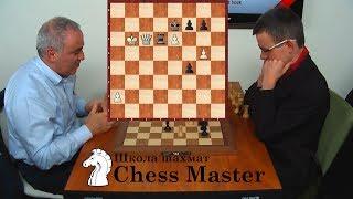 ТРАГЕДИЯ В ЭНДШПИЛЕ Каспаров - Навара. Быстрые шахматы в Сент Луисе 2017