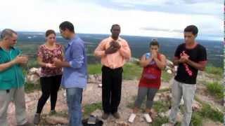 Um pedacinho do Video Subida ao Monte Santo Antonio