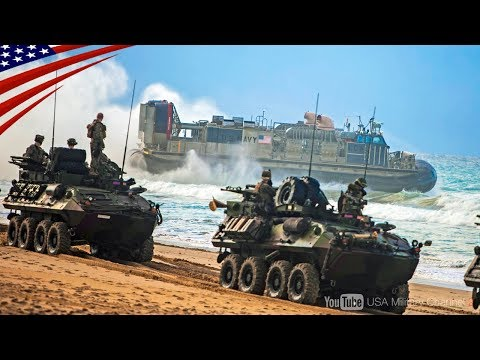 【現代の上陸作戦】両用即応グループARG・米軍5,000名の混成部隊のミッションに迫る!