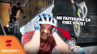 On voit la vie défiler devant nos yeux...🥵 Trial avec Aurélien Fontenoy et Sport2000    Zouloux IRL