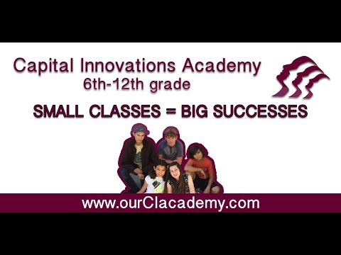 Capital Innovations Academy (6th-12th Grade)