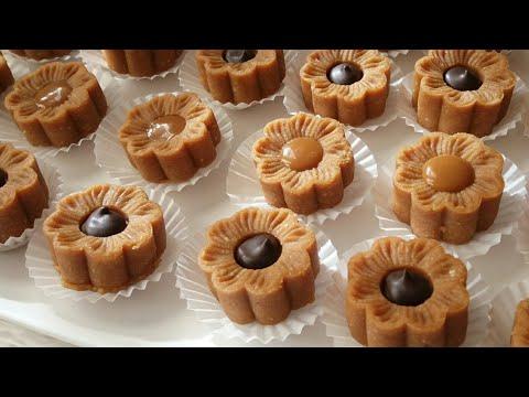 جديد حلوى بدون فرن ب3 مكونات فقط سريعة في 5 دقائق