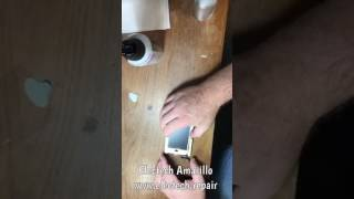 iPhone 7 glass only repair