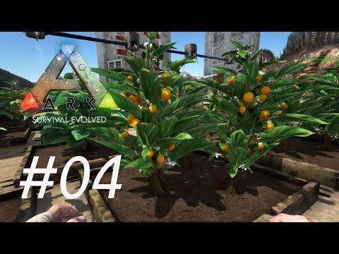 ARK: Survival Evolved - ต่อท่อน้ำปลูกผัก