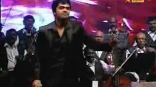 Best of Yuvan Shankar Raja with Simbu Evandi Unna Pethan Live in Concert Chennai