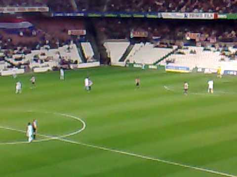 PARAGUAY vs Athletic Club de Bilbao creo q sale el 1 er gol de la albirroja, enrique segovia bonet