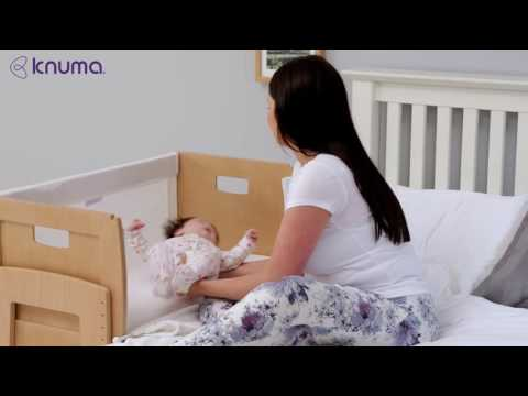 Huddle 4-in-1 Bedside Crib