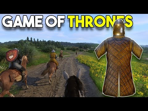 Game Of Thrones in Kingdom Come Deliverance! - Seven Kingdoms Dev Progress