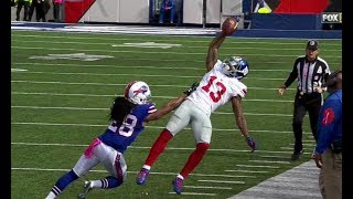 Odell Beckham Jr 1 Hand Catches - Compilation