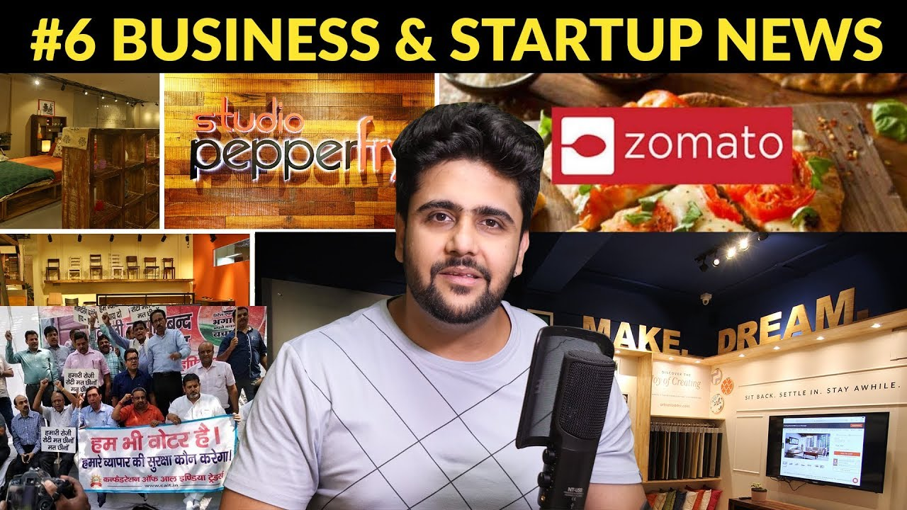 Business News #6 | Swiggy India's 3rd largest employer, PayTM CEO get ₹3Cr