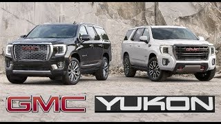 2021 GMC Yukon (All New) Unveiling and Detailed Look