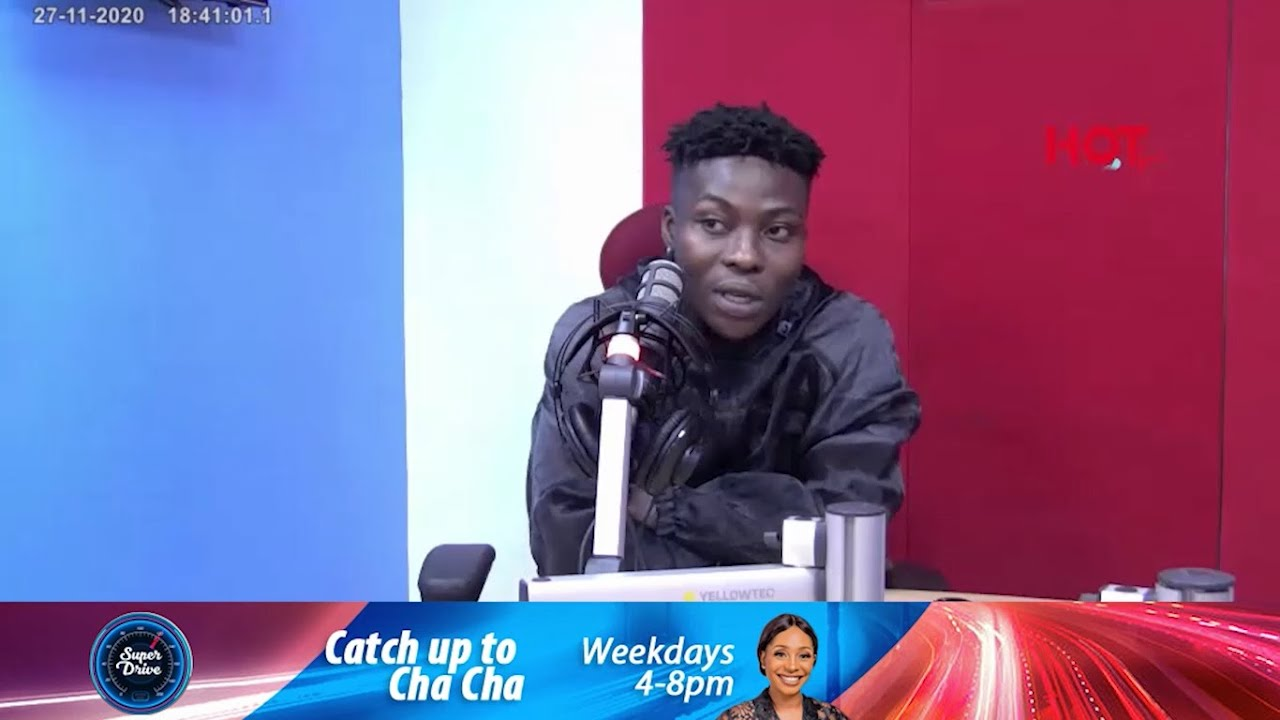 Reekado Banks Finally Reacts To Wizkid's Tweet At Him, Says He was Inappropriate