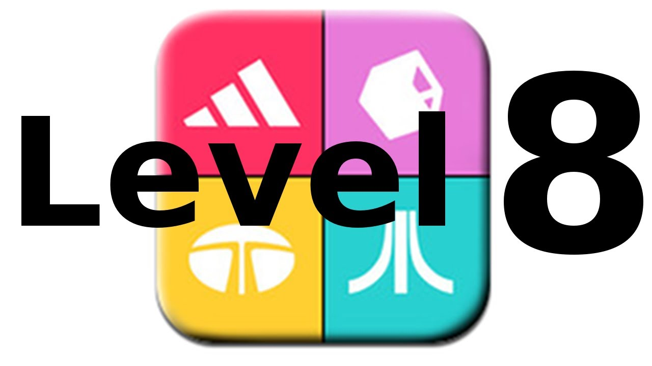 Logos Quiz Game - Level 8 - Walkthrough - All Answers ...
