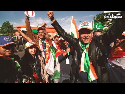 Champions Trophy 2017: Fans in Birmingham go berserk for India-Pakistan clash