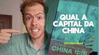 Qual a capital da China?