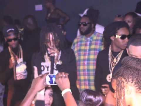 Migos Live - Handsome And Wealthy @Migos
