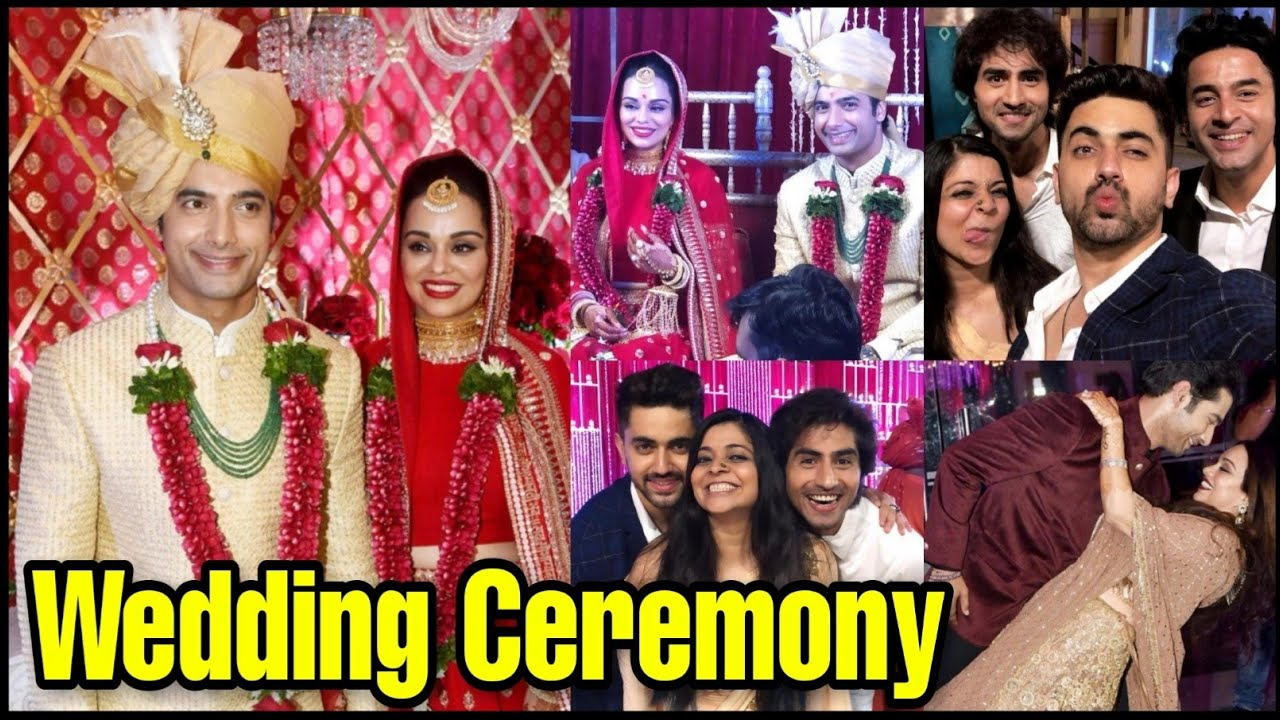 Harshad Chopda, Zain Imam & Others Attend Ssharad Malhotra ...