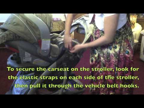 Graco Quattro Tour Reverse Travel System Stroller Review And Instructions