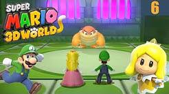 Super Mario 3D World Let´s Play #006 [GERMAN] - Kleine BOSSFIGHTS? OHNE Probleme!